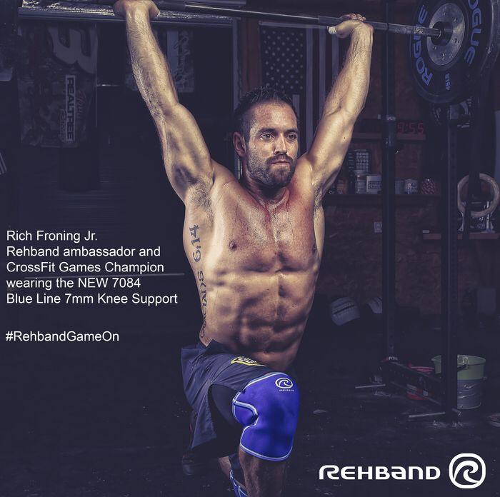 Cum alegi suportul de genunchi potrivit pentru tine - 3MM, 5MM sau 7MM Rehband