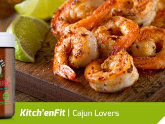 Creveți delicioși cu condimentul spicy Caju Lovers de la Daily Life