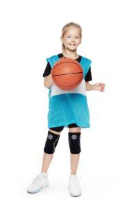 Genunchieră Junior Rehband RX Knee Sleeve, 5 mm, S - L
