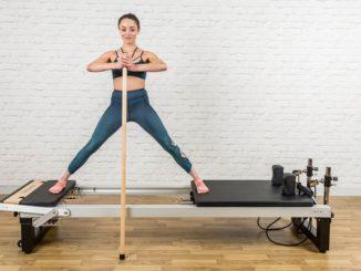 Pilates Pe Reformer Pentru Coloana Vertebrală