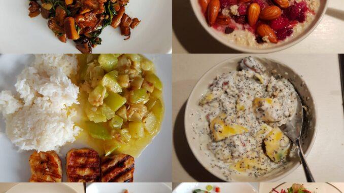 Idei pentru mesele principale ale zilei